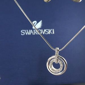** Swarovski pendant